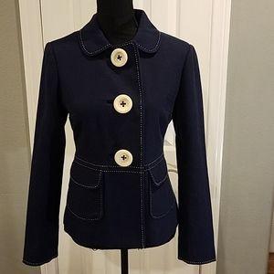 Boden blue jackets Sz 6